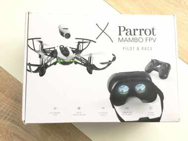 image article Test Parrot mambo fpv 8