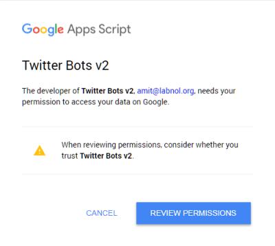 Image créer un bot twitter facilement 9