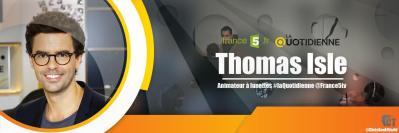Banniere Twitter Thomas Isle home