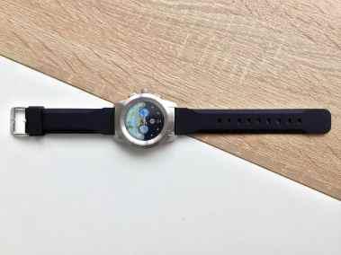 Image test de la zetime, la première montre connectée hybride 5