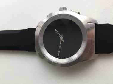 Image test de la zetime, la première montre connectée hybride 8