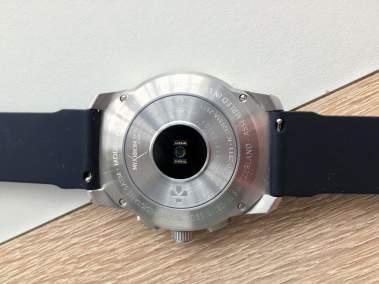 Image test de la zetime, la première montre connectée hybride 10
