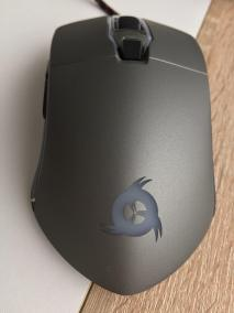 Image test de la souris klim aim 5