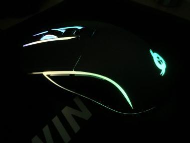 Image test de la souris klim aim 9