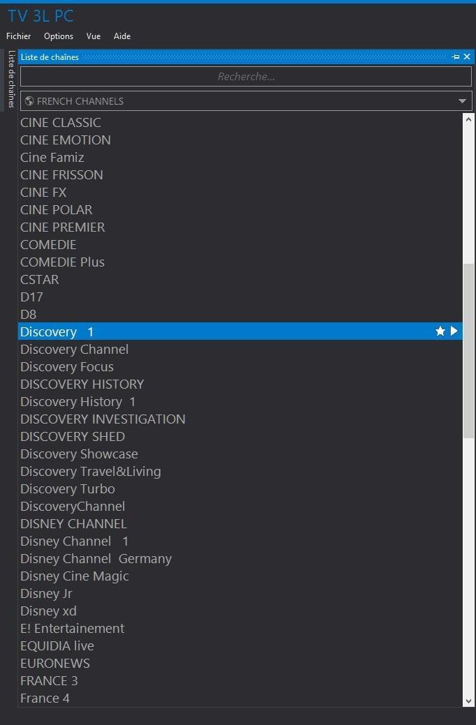 Plus de chaînes de TV avec TV 3L PC, Canal +, Canalsat, Bein Sport Je teste des logiciels, du matériels vidéo et spport et des tas de trucs sur le web. Pin It on Pinterest.