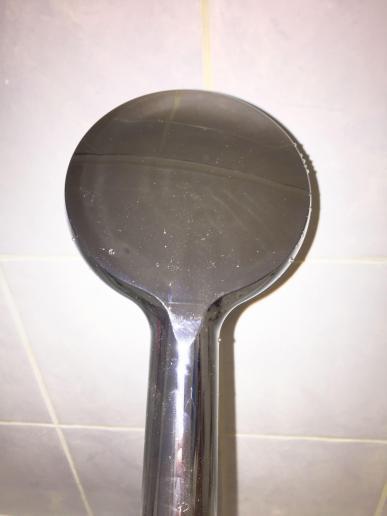Test du pommeau de douche connecté Hydrao Aloé 3