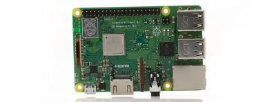 image Test du kit média center Raspberry PI 3 B+ de Kubii 14