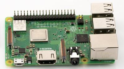 image Test du kit média center Raspberry PI 3 B+ de Kubii 15