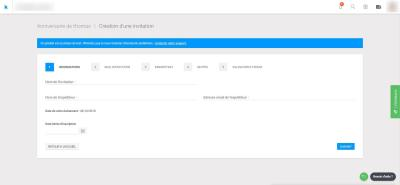 image Infomaniak, nouveau gestionnaire d'invités et le déploiement de la nouvelle interface continu 9