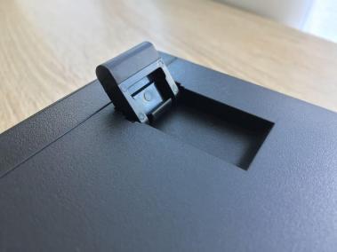 image test du clavier mécaniqueKM-G6 pour gamer Aukey rétroéclairé par LED 3