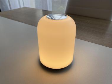 image Test de la lampe de chevet RGB avec batterie intégrée de chez Aukey 5