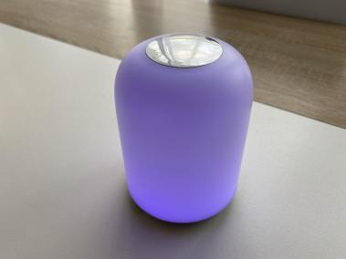 image Test de la lampe de chevet RGB avec batterie intégrée de chez Aukey 9