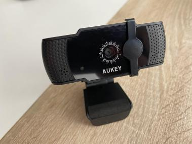 image Test de la webcam PC-LM4 de Aukey, 5 MP, 1080p avec mise au point automatique 4
