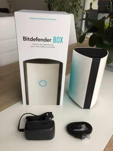 image Test de la Bitdefender Box2 3