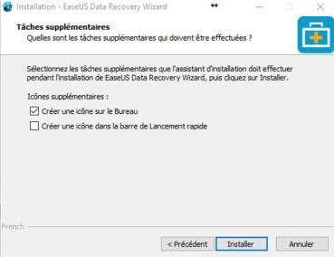 image Test du logiciel de recuperation de donnée EaseUS Data Recovery Wizard Pro 4