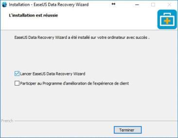 image Test du logiciel de recuperation de donnée EaseUS Data Recovery Wizard Pro 6