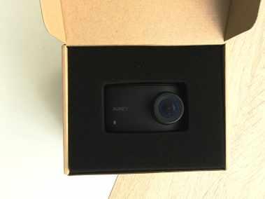 image Test de la Dash Cam Aukey, caméra embarquée1080p avec objectif grand-angle 8