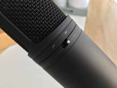 image Test du microphone cardioïde USB Aukey à condensateur 5