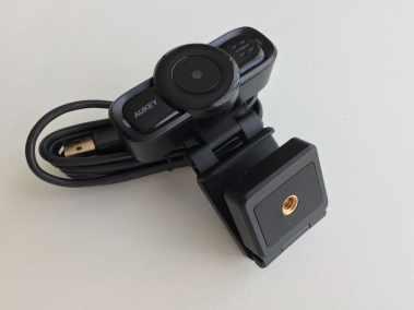 Test de la Webcam 1080p Aukey avec mise au point automatique et réduction du bruit ambiant 6