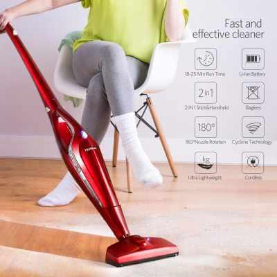 image Bons Plans (1) Brosse à dents électrique, aspirateur sans fil et chargeur sans fil 6
