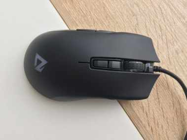 image Test de la souris gamer Aukey, 5000 DPI, RGB 16,8 Millions de Couleur, 6 Boutons programmables. 6