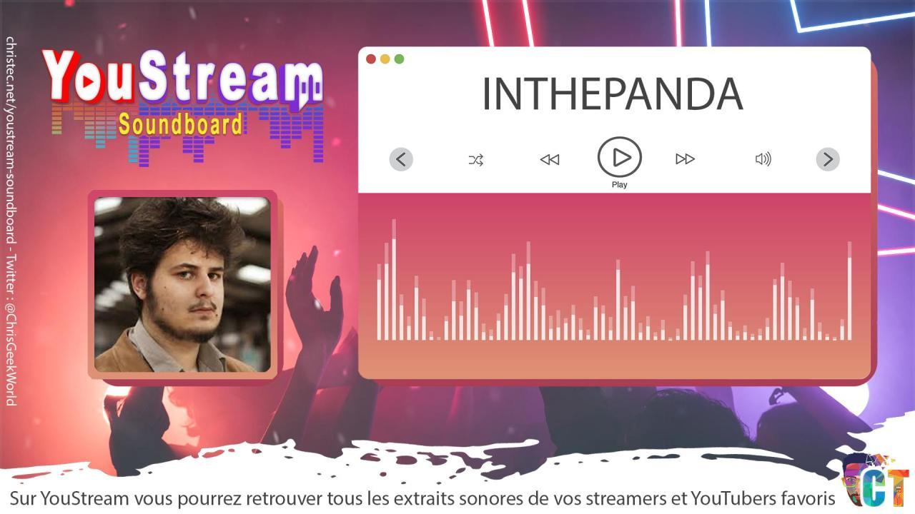 YouStream INTHEPANDA