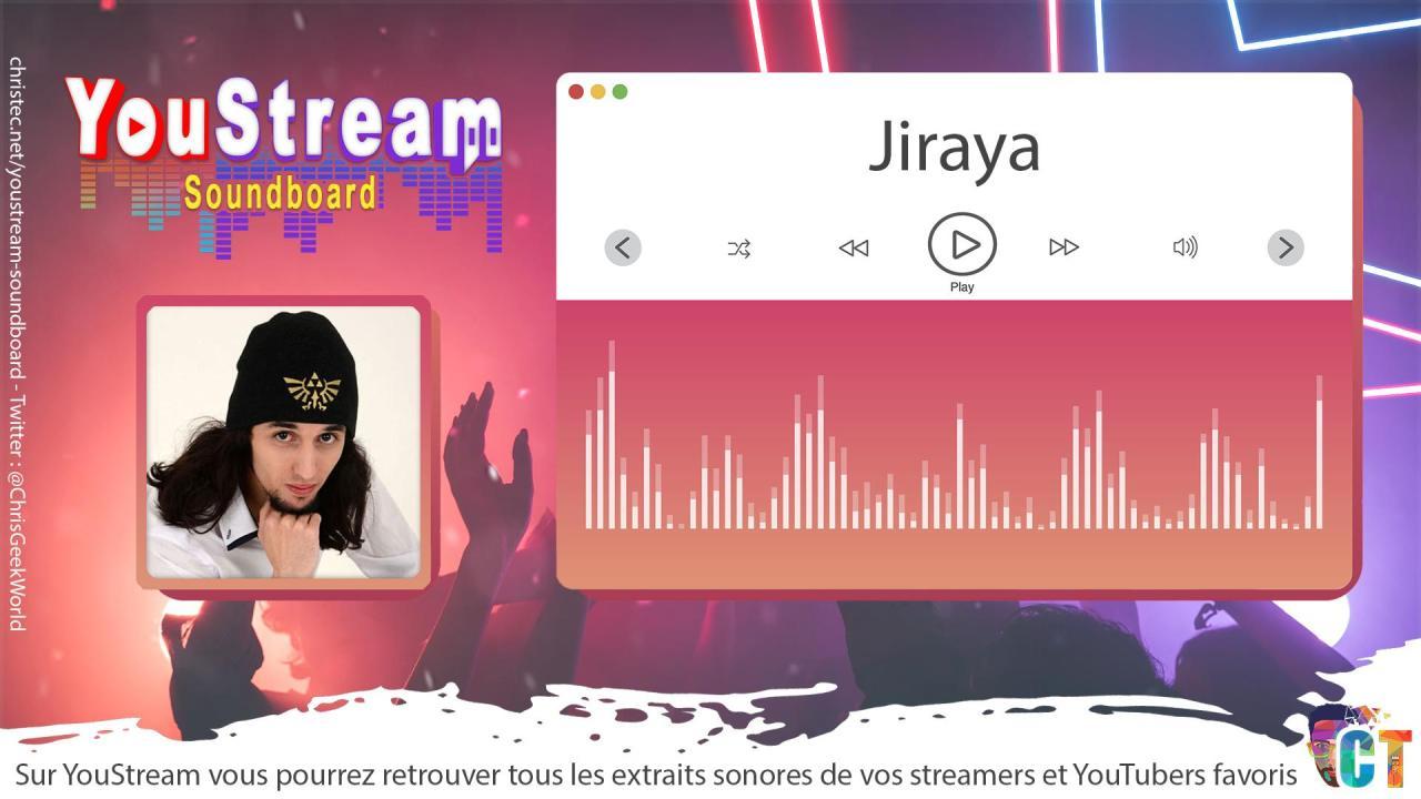 YouStream Jiraya