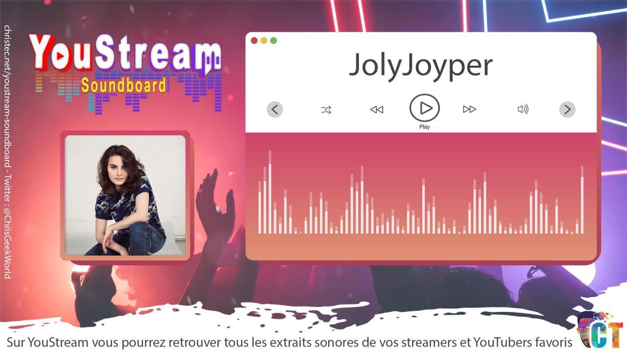 YouStream JolyJoyper