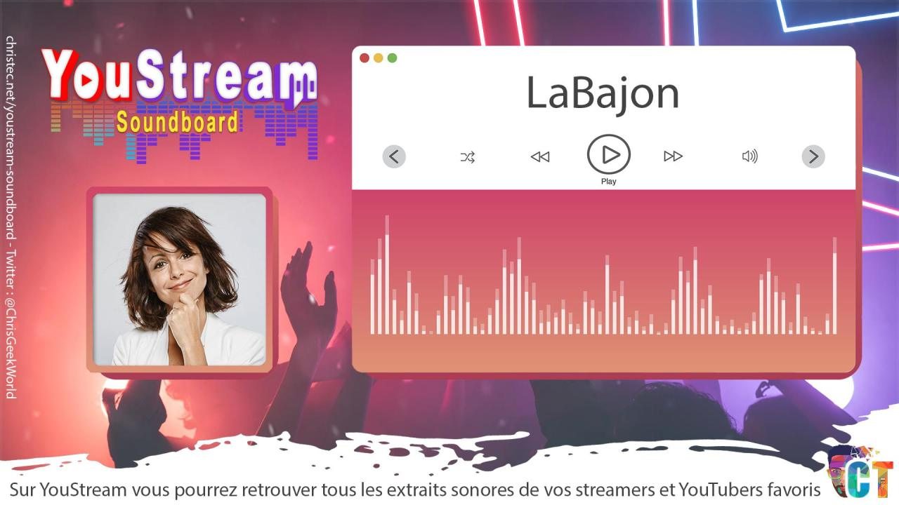 YouStream LaBajon