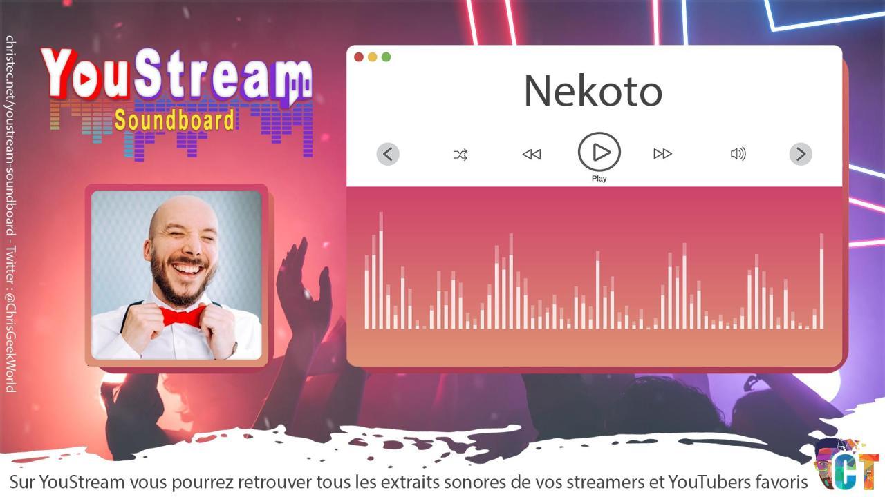 YouStream Nekoto