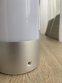image Test de lampe de chevet Aukey 360° à LED avec contrôle 7
