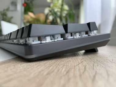 image Clavier mécanique pour gamer avec rétroéclairage RVB de chez Aukey 8