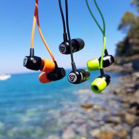 image Concours twitter pour gagner 3 paires d'écouteurs intra Ludos 3