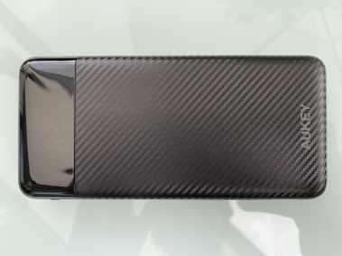 image Test de la batterie Aukey 10000mAh avec charge rapide et écran 8