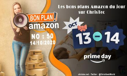 Bons Plans Amazon Prime Day (50) 14 / 10 / 2020