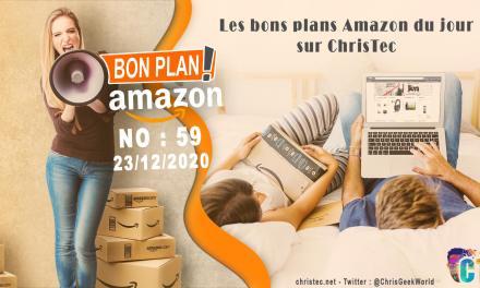 Bons Plans Amazon (59) 23 / 12 / 2020