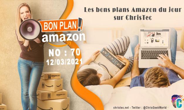 Bons Plans Amazon (70) 12 / 03 / 2021