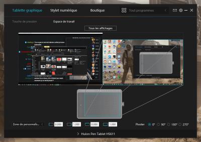 image Test tablette graphique Huion HS611 : parfait pour les débutants 9
