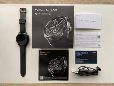 image Test de la Ticwatch Pro 3 GPS : La montre connectée avec 2 écrans 15