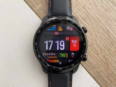 image Test de la Ticwatch Pro 3 GPS : La montre connectée avec 2 écrans 16
