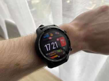 image Test de la Ticwatch Pro 3 GPS : La montre connectée avec 2 écrans 10