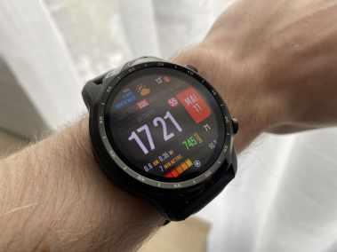 image Test de la Ticwatch Pro 3 GPS : La montre connectée avec 2 écrans 11