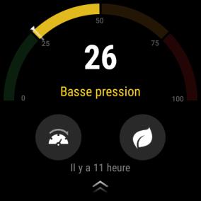 image Test de la Ticwatch Pro 3 GPS : La montre connectée avec 2 écrans 45