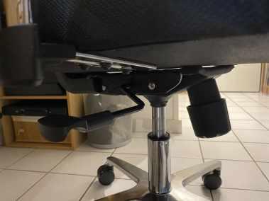 image Test d'une des meilleures chaises de bureau ergonomique de MFavour 11