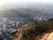 Chris Teien Overlooking City of Santiago (6)