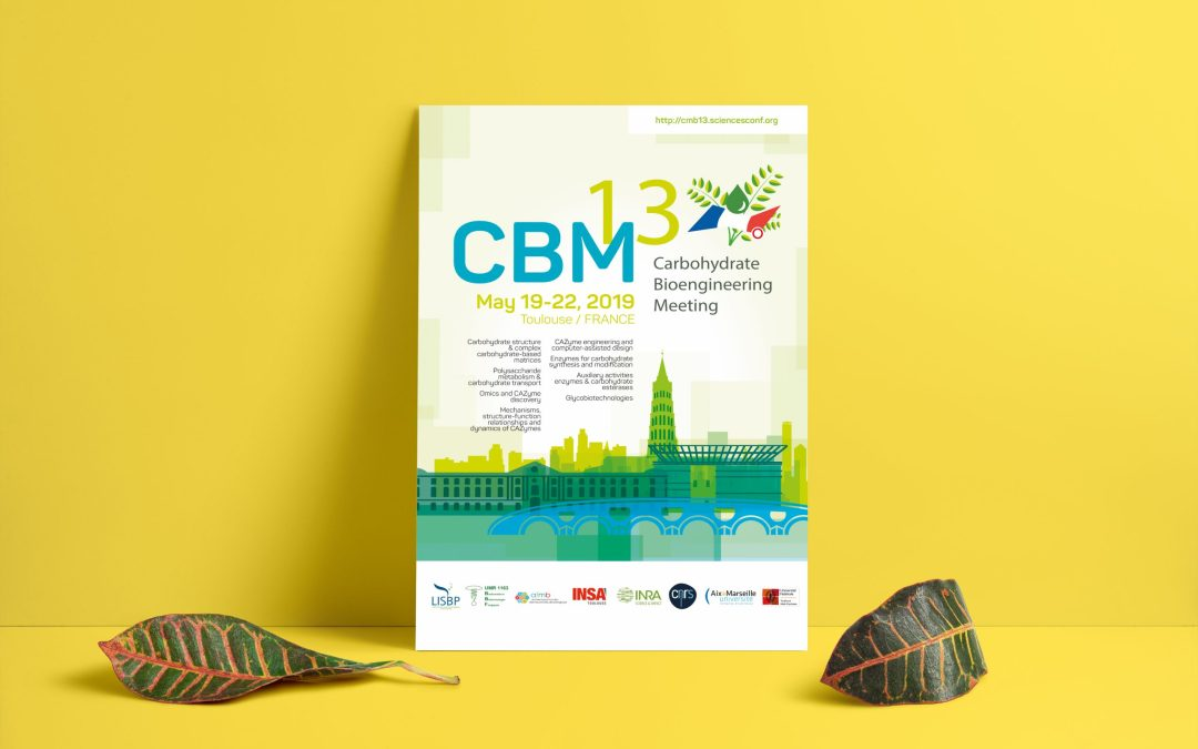 CBM13 – Carbohydrate Bioengineering Meeting Toulouse