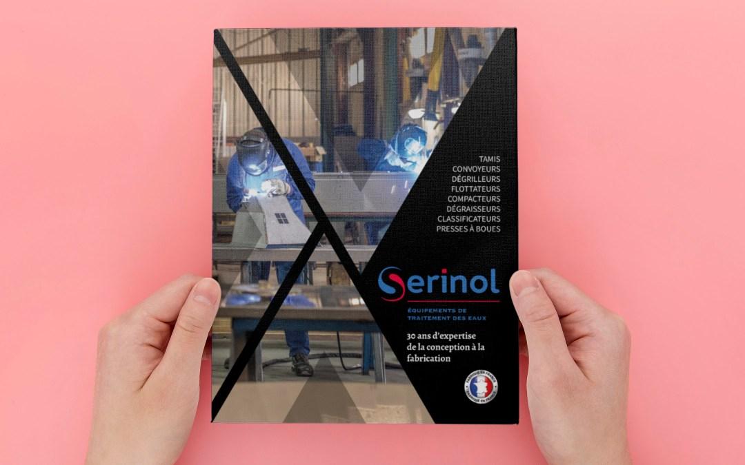 Plaquette commerciale Serinol