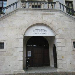 Städtische Galerie im Rathausfletz Neuburg