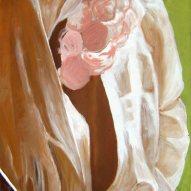 Dunkle Haut 80x50 Acryl/LW 2002