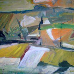 Bild der Marken Acryl/LW 80x100 cm 2000